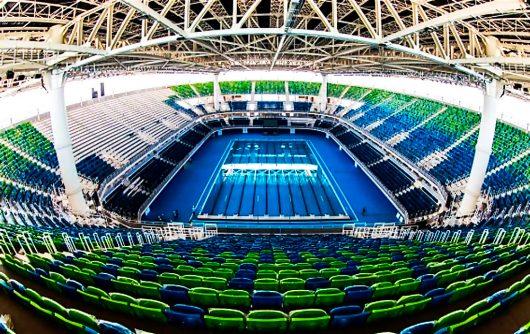 Estádio Aquático Olímpico - Olimpíadas 2016