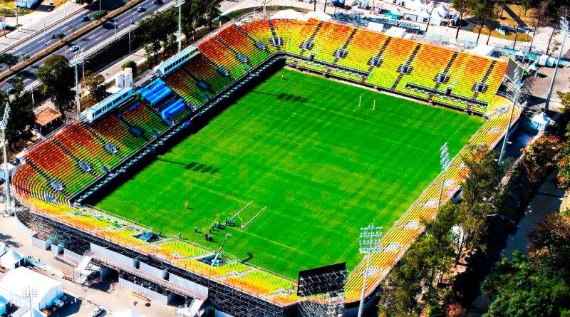 Estádio de Deodoro - Olimpíadas 2016