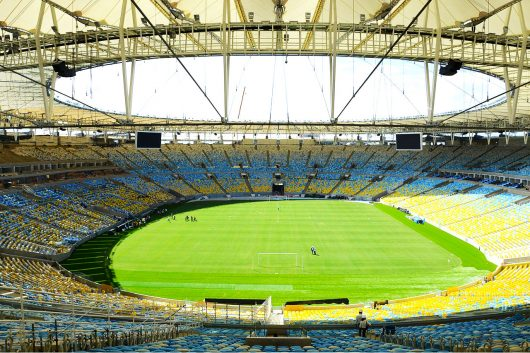 Estádio do Maracanã - Olimpíadas 2016