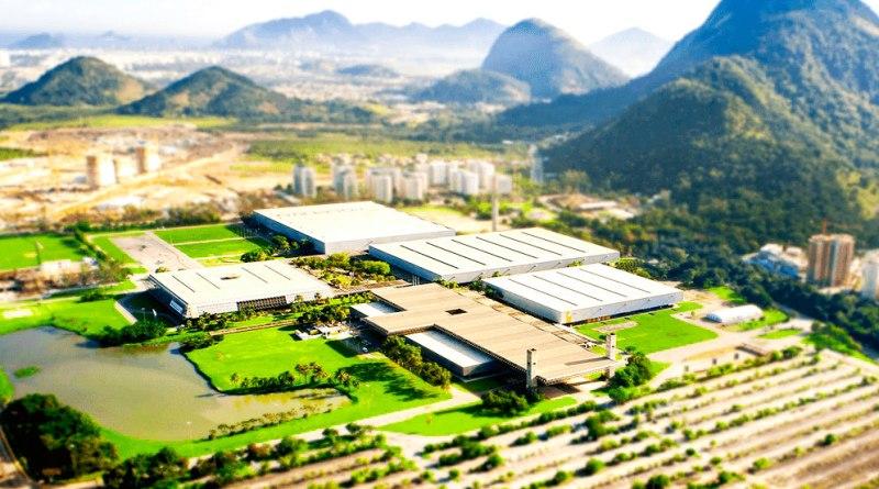 Riocentro - Olimpíadas 2016