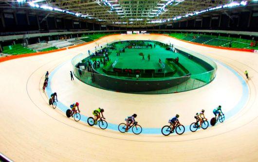 Velódromo Olímpico do Rio - Olimpíadas 2016