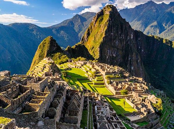 Machu Picchu - Peru - América do sul
