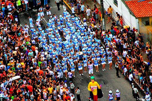 Blocos de rua de Fortaleza