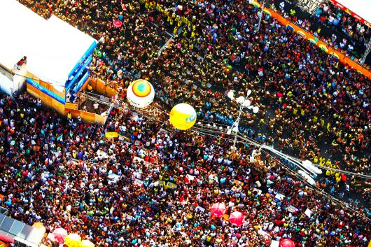 Blocos de rua Carnaval de Salvador