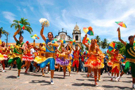 Vassourinhas no Carnaval de Olinda