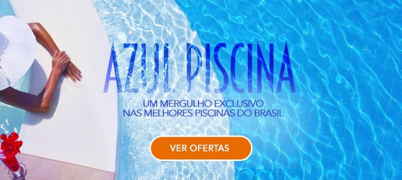 Promoção Azul Piscina Zarpo