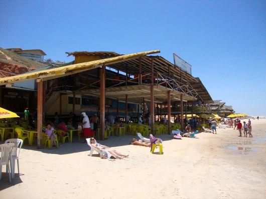 Quiosque em Canoa Quebrada