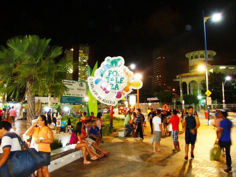 Vida noturna - Fortaleza - CE