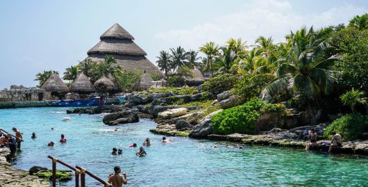Parque Xcaret - Cancún - México