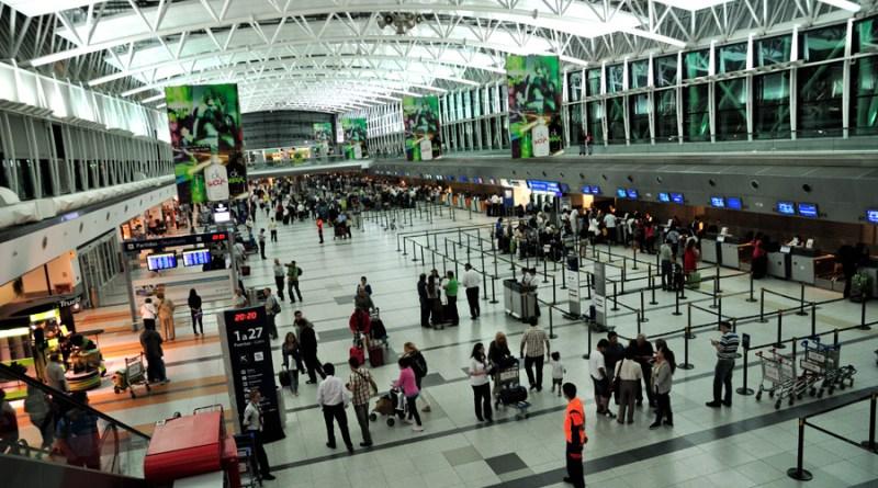 Aeroporto de Ezeiza - Buenos Aires
