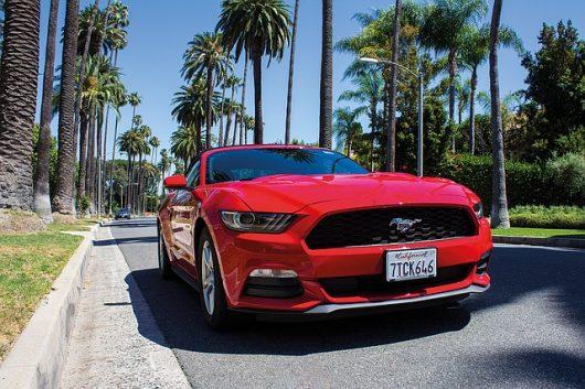 Locação de carros em Beverly Hills