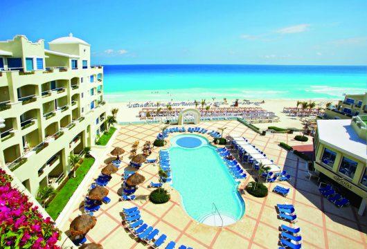 Pacote lua de mel Cancun