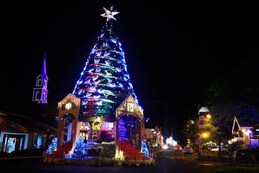 Árvore do Natal Luz de Gramado 2019