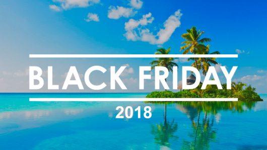 Black Friday 2018 de viagem