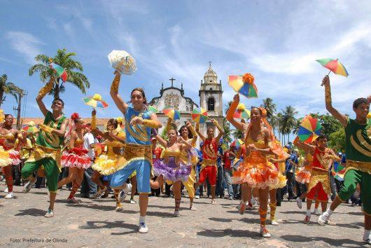 Pacote Carnaval em Recife