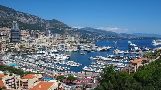 Mônaco - Destinos ricos e famosos - IMAGE SOURCE: Pixabay.com