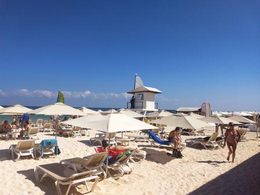 Estrutura Beach Clubs - Playa del Carmen