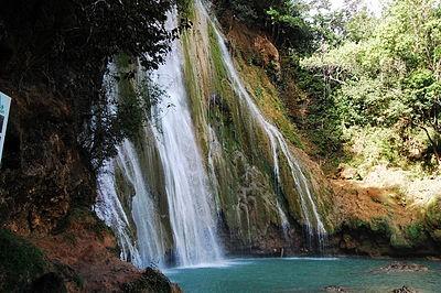 Cachoeira El Limón - República Dominicana