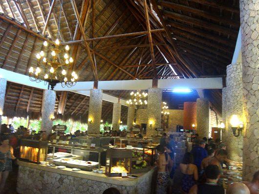 Restaurante do Xcaret