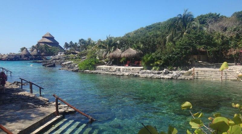 Xcaret Park Cancun no México