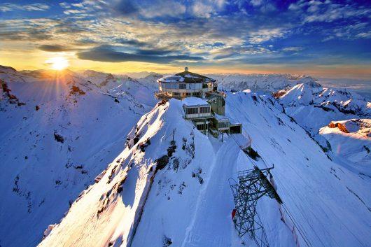 Alpes suíços - Schilthorn