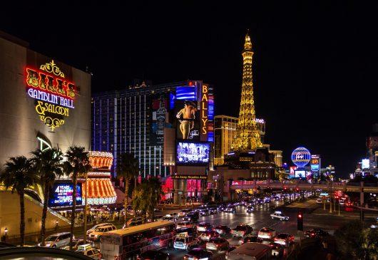 Seguro viagem Las Vegas