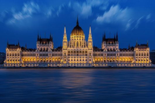 Viagem para a Hungria