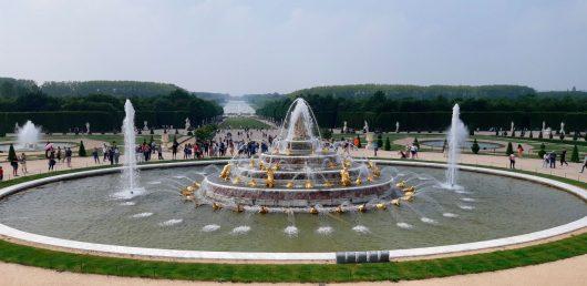 Fonte Palácio de Versalhes