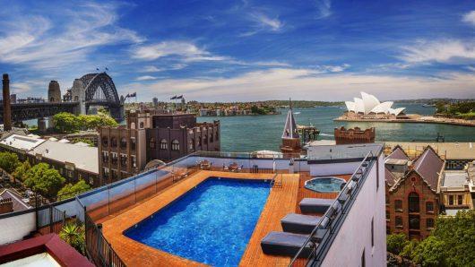 Holiday Inn Old - Sidney