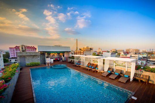 Nouvo City Hotel - Tailândia