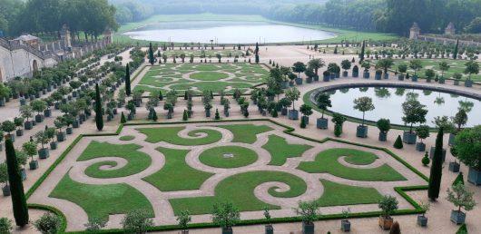 Jardim Palácio de Versalhes