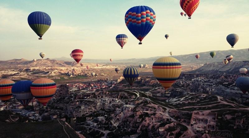 Viagem para a Turquia