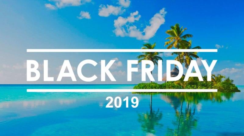 Black Friday 2019 de viagem