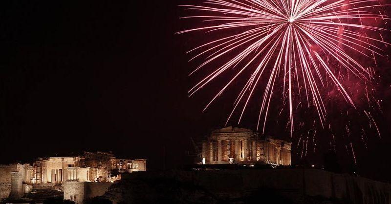 Réveillon Grécia 2019