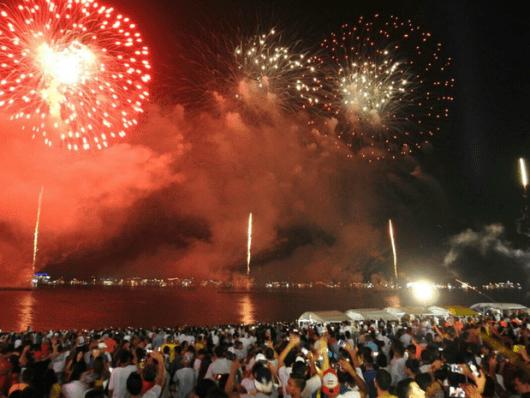 Réveillon Manaus 2020
