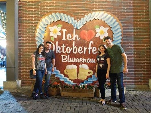 Viagem Oktoberfest Blumenau