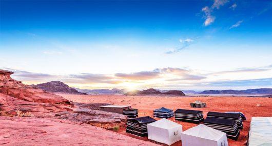 Como planejar a sua viagem para Egito e Jordânia - Wadi Rum - Jordânia