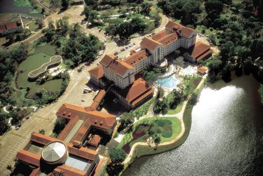 Tauá Grande Hotel Termas & Convention Araxá