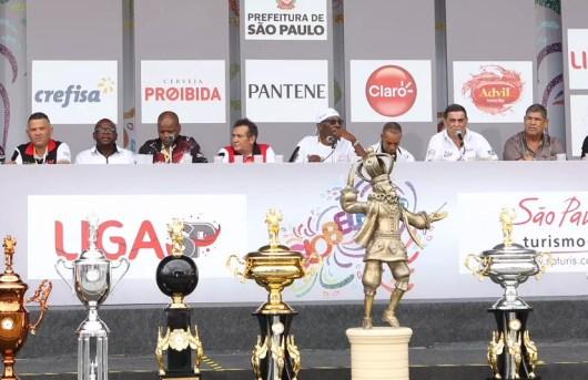 Apuração Carnaval 2020 em São Paulo