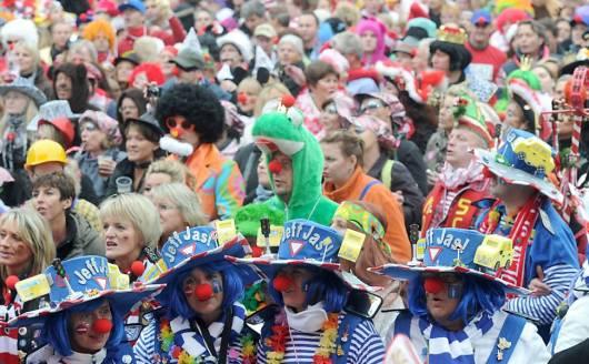 Carnaval na Alemanha 2020