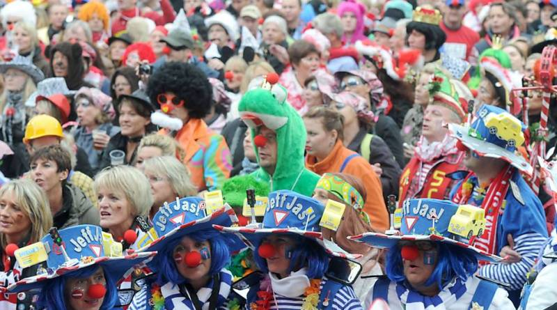 Carnaval na Alemanha 2019
