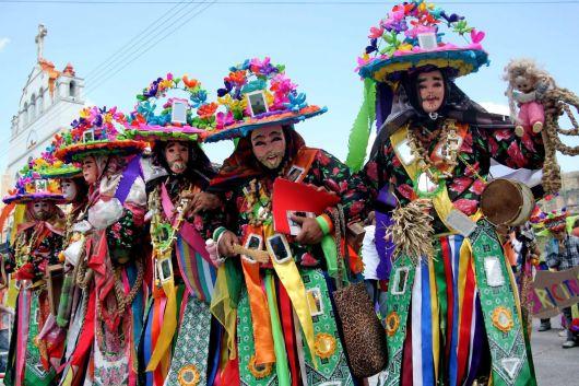 Carnaval no México 2020
