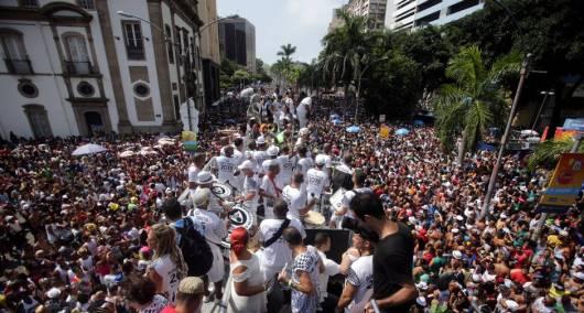 Blocos de Carnaval 2020 RJ