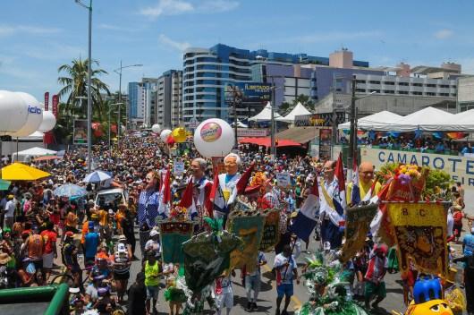 Carnaval de Rua em Maceió
