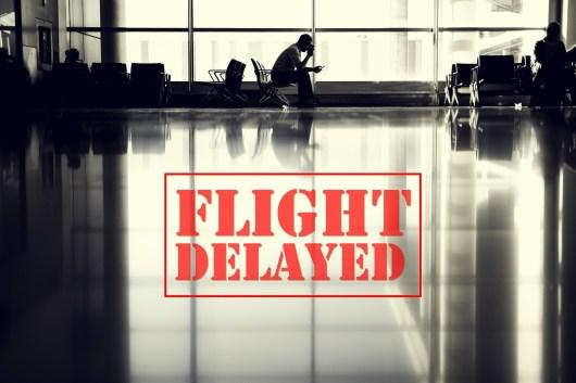Indenização por voos atrasados