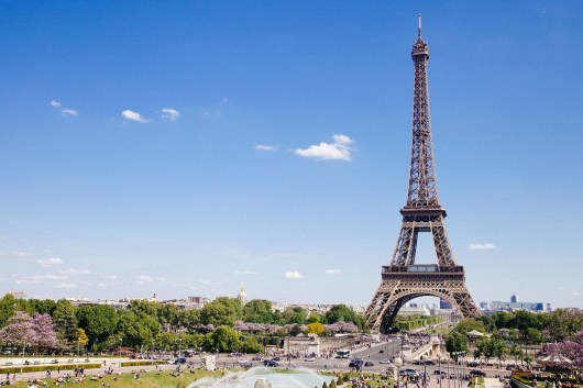 Férias de julho na Europa 2019 - Paris