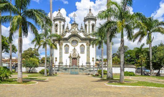 Férias de julho nas cidades históricas de Minas Gerais