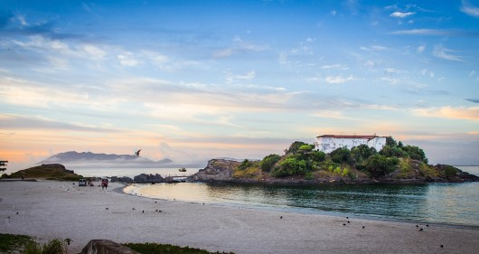 Férias de julho em Cabo Frio no Rio de Janeiro