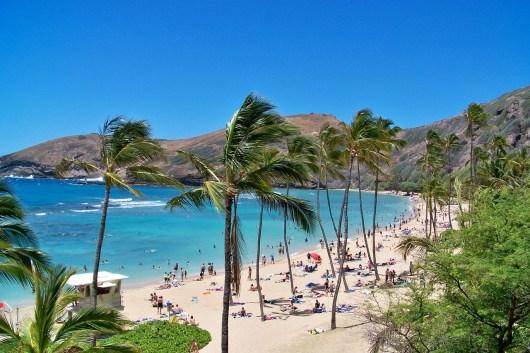 Férias de julho no Havaí