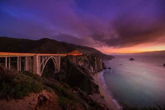 Rota Pacífico Coast
